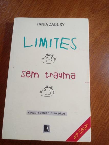 Livro Limites Sem Traumas Autora Tania Zagury .obc Store