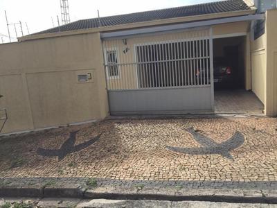 Casa Com 3 Dormitórios À Venda, 220 M² Por R$ 650.000 ( Urgente Ac Apto Até 250 Mil ) - Parque São Quirino - Campinas/sp - Ca4247