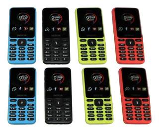 Telefono Celular Economico Nokia 222 Mini Doble Sim Liberado