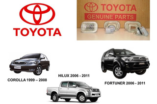 Par Cocuyo Guardafango Hilux Corolla New Sensation Fortuner