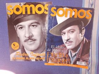 Pedro Infante Lote De Revista Somos