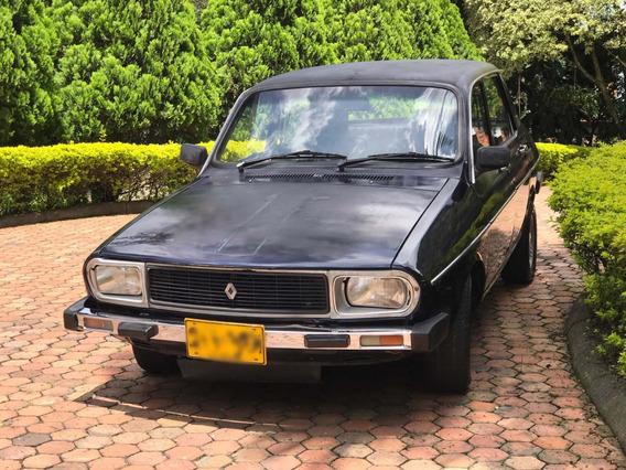 Renault R 12 Único Dueño Con Aire
