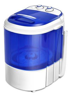 Costway Pequeño Mini Lavadora Compacta Portátil