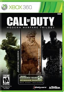 Call Of Duty Modern Warfare Trilogy Xbox 360 (en D3 Gamers)