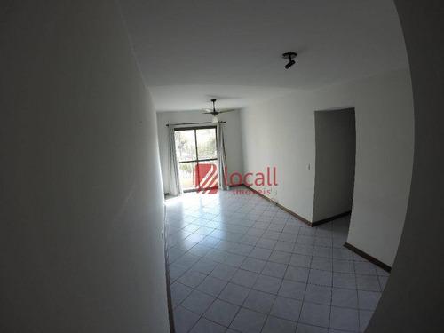 Apartamento Residencial À Venda, Jardim Santa Maria, São José Do Rio Preto. - Ap1386