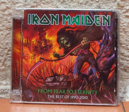Iron Maiden - The Best Of 1990-2010(2cd).