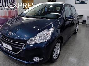 Peugeot 208 Active 1.6 Tomo Usado Y Financio (a)