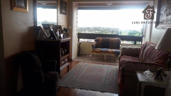 Apartamento À Venda Com 3 Dormitórios 93 M² Com Elevador E Sacada No Condomínio Vivaldi No Jardim Guarani Em Campinas Sp - Ap0193
