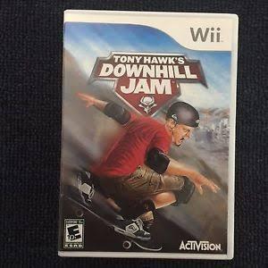 Tony Hawk Down Hill Jam Juego De Wii Nuevo Sellado ---mr.gam