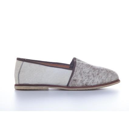 Zapatos Bottier Unisex Cuero, Modelo Espadrilla O Alpargata
