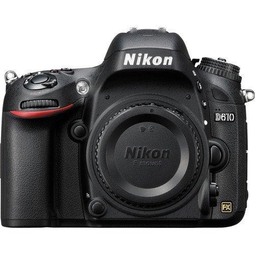 Câmera Nikon D610 (somente Corpo) Full Frame 12x S/juros
