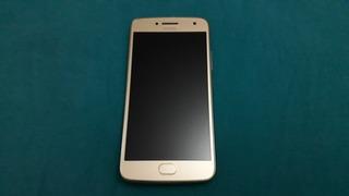 Celular Motorola 5g Xt1683 Ouro