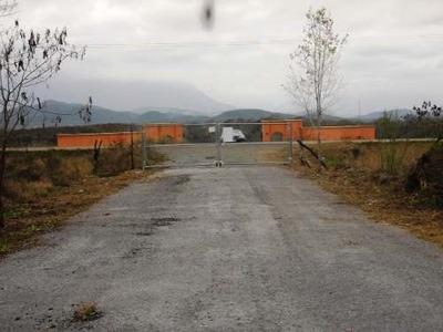 Venta Terreno 2,650 Mts2 Campestre Privado Allende N.l.-bioparque Estrella