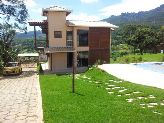 Casa Em Condomínio Com 3 Quartos Para Comprar No Fazenda Mirante Em Igarapé/mg - 1749