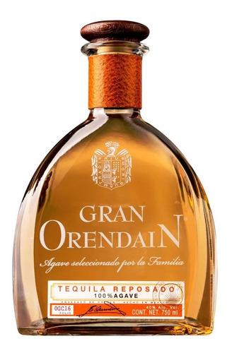 Tequila Gran Orendain Reposado 100% Agave