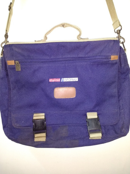 Morral Azul Marino North West Made In Indonesia