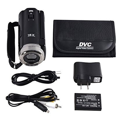 Camera Digital Video Recorder 16mp - Dvc Hd