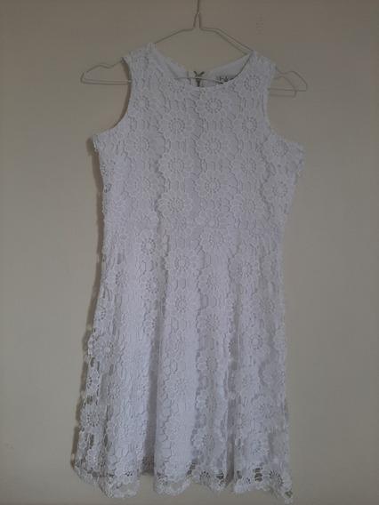 Vestido Blanco Talla 14