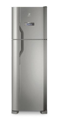 Geladeira/refrigerador 371 Litros 2 Portas Inox - Electrolux - 220v - Dfx41