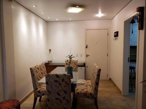 Apartamento À Venda, 41 M² Por R$ 245.000,00 - Vila João Pessoa - Porto Alegre/rs - Ap0557