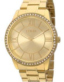 Relógio Euro Feminino Dourado - Eu2035yea/4d