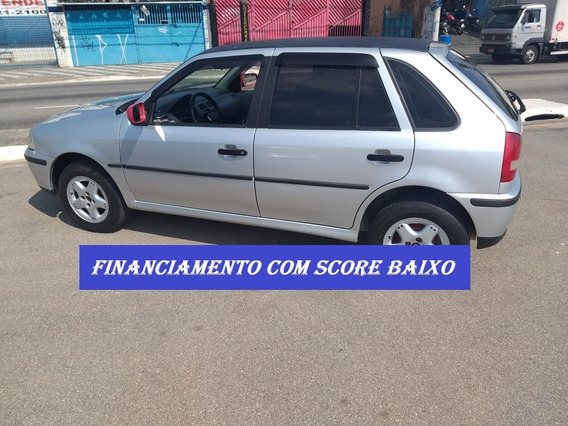 Vw Gol 2002 Carros Usados Financiamento Sem Score