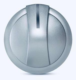 1 Perilla Para Estufa Mabe Gris 222d24368 Refuerzo Metalico