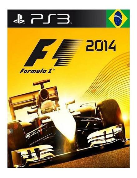 F1 2014 Ps3 Dublado Português Pt Br