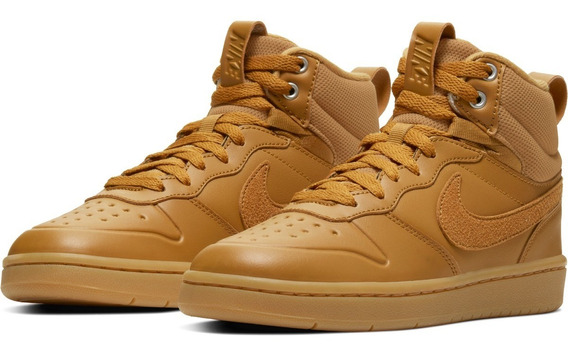 Tenis Nike Court Borough Mid Boot (gs)