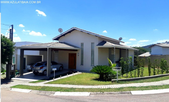 Casa Térrea A Venda Em Atibaia, Condomínio Terras De Atibaia - Ca00631 - 34559950