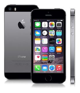 iPhone 5s 16gb Cinza Espacial Original Seminovo Sembiometria