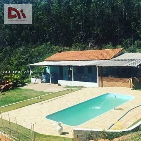 Chácara Com 3 Dormitórios À Venda, 3000 M² Por R$ 320.000,00 - Jardim Julieta - Taubaté/sp - Ch0002