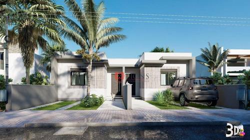Casa Com 2 Dormitórios À Venda, 57 M² Por R$ 234.900,00 - Parque Da Matriz - Cachoeirinha/rs - Ca1316