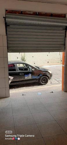 Imagem 1 de 16 de Salão Morro Grande 44m2 - Sl0056