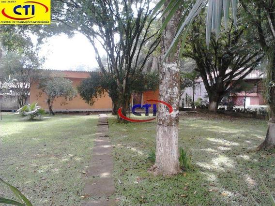 Chácara Residencial À Venda, Balneário Palmira, Ribeirão Pires. - Ch0007