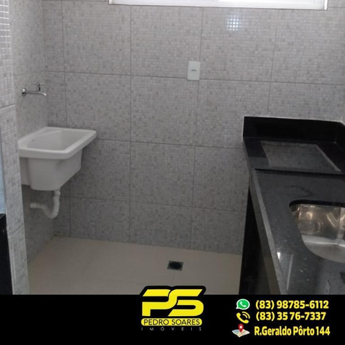 ( Oferta ) Apartamento Com 2 Quartos 1 Suíte No Intermares - Ap1642