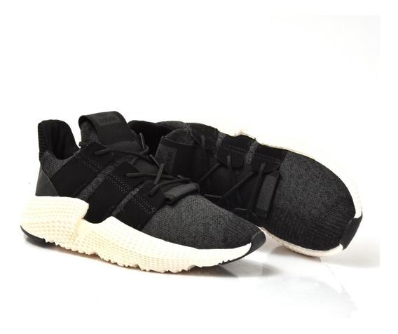 adidas Prophere Masculino Preto Sola Branca
