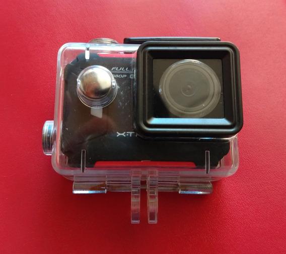 Câmera De Ação Xtrax Evo Full Hd Wi-fi