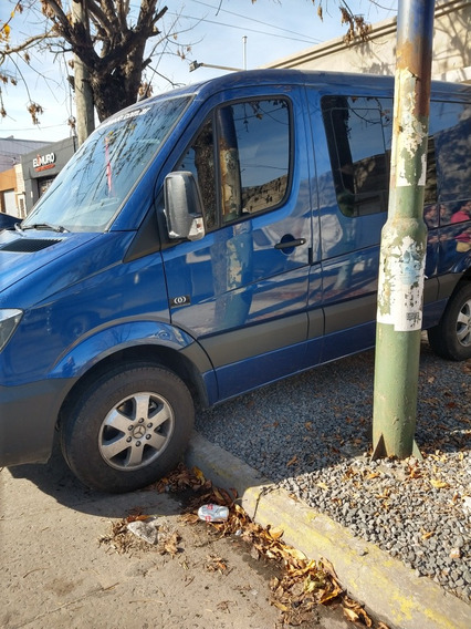 Mercedes-benz Sprinter 2.1 415 3665 Te Mixto 4+1 Black 2019