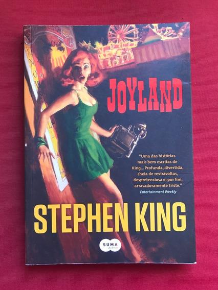 Livro - Joyland - Stephen King - Seminovo
