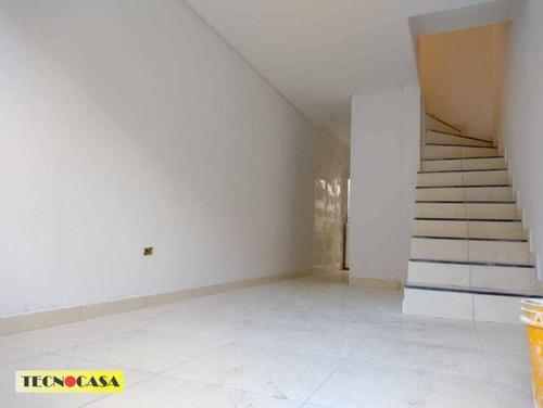 Imagem 1 de 20 de Sobrado Com 2 Dormitórios À Venda, 53 M² Por R$ 210.000,00 - Ocian - Praia Grande/sp - So2325