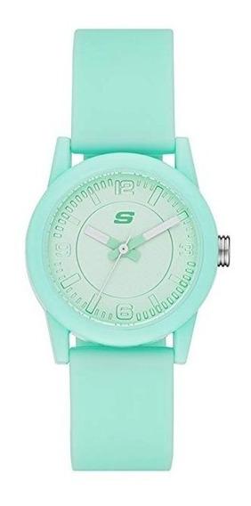 (oferta) Skechers Reloj Análogo Para Mujer Sr6035