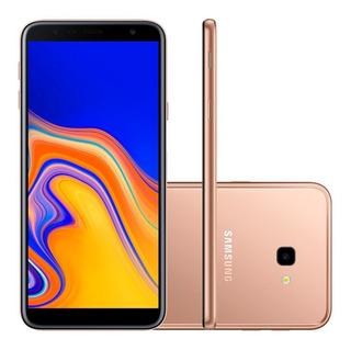 Smartphone Samsung Galaxy J4+ Plus 32gb Cobre - Dual Chip