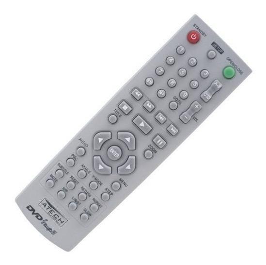 Controle Remoto Dvd Britania Fama 3