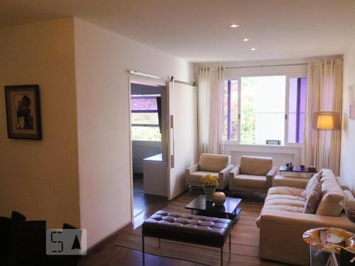 Apartamento À Venda - Gávea, 3 Quartos,  110 - S893130600