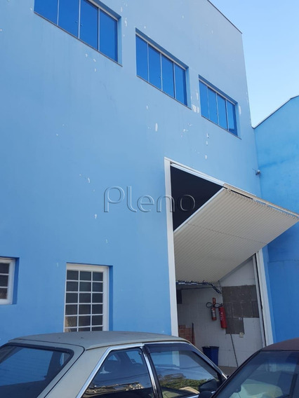 Barracão Para Aluguel Em Jardim Do Trevo - Ba015549