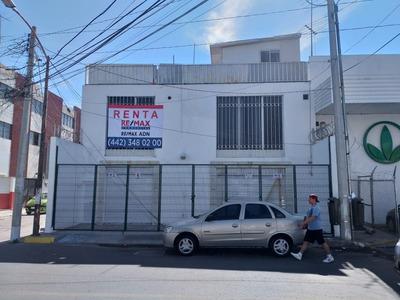 Departamento En Renta Col Mercurio Queretaro Rdr200131-jg
