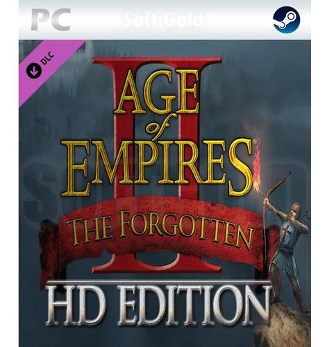 Imagen 1 de 6 de Age Of Empires 2 Ii 2013 The Forgotten Pc | Steam | Original
