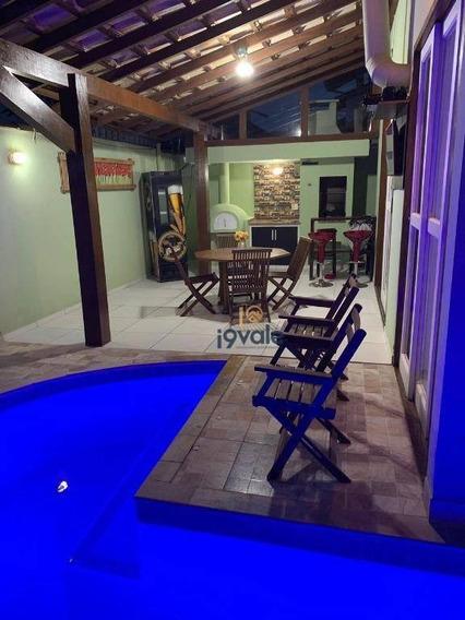 Ótima Casa À Venda, 150 M² - Caborê - Paraty/rj - Ca1582