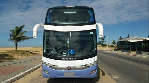 Paradiso Volvo 450 Ano 2014 Semi Leito 44 Lugares